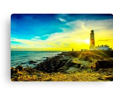 Portland Bill Canvas Print