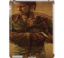 Compass of Uncharted Lands iPad Case/Skin