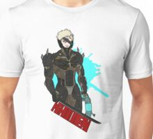 Metal Gear Rising Raiden Unisex T-Shirt
