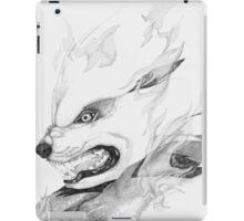 Arcanine's Flame Charge iPad Case/Skin