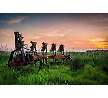 The Plough Photographic Print
