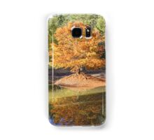 Swamp Cypress Reflections Samsung Galaxy Case/Skin