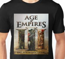 age of empires 3 Unisex T-Shirt
