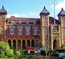 Government House, Perth by lezvee