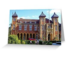 Government House, Perth Greeting Card