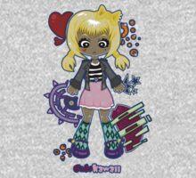 Cute Kawaii by Lolita Tequila One Piece - Long Sleeve