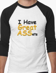 I have great ASSets Men's Baseball ¾ T-Shirt
