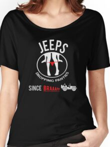 Ony For Jeep Lovers.! Women's Relaxed Fit T-Shirt