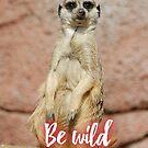 Be wild - Merkaat by garigots