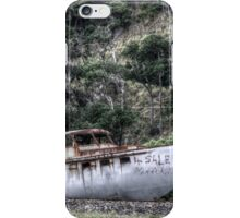 Big Boat For Sale iPhone Case/Skin