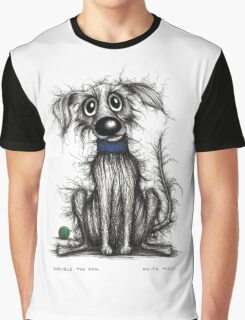 Horrible the dog Graphic T-Shirt