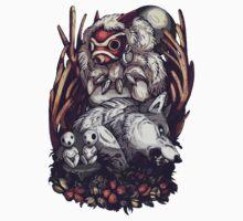 The Wolf Princess  by WOLFSKULLJACK