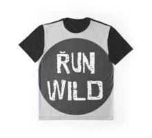 Run Wild Graphic T-Shirt