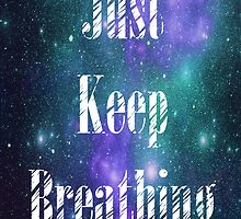 We The Kings- Just Keep Breathing by arosef1027