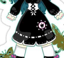 Gothic Lolita by Lolita Tequila Sticker