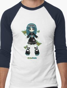 Gothic Lolita by Lolita Tequila Men's Baseball ¾ T-Shirt