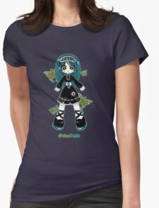 Gothic Lolita by Lolita Tequila Womens Fitted T-Shirt