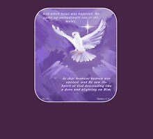 The Holy Spirit Descending as a Dove Unisex T-Shirt