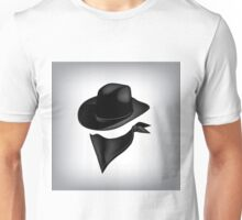Bandit hat and bandana Unisex T-Shirt