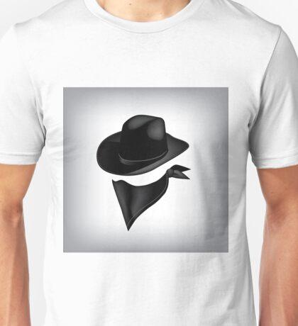 Bandit hat and bandana Unisex T-Shirt