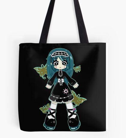 Gothic Lolita by Lolita Tequila Tote Bag