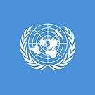 United Nations Flag Products by Mark Podger