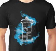 Watery TARDIS Unisex T-Shirt