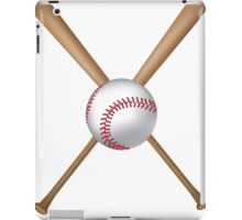 Baseball bats and baseball iPad Case/Skin