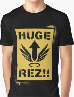 Huge Rez!! Graphic T-Shirt