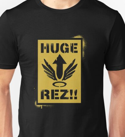 Huge Rez!! Unisex T-Shirt