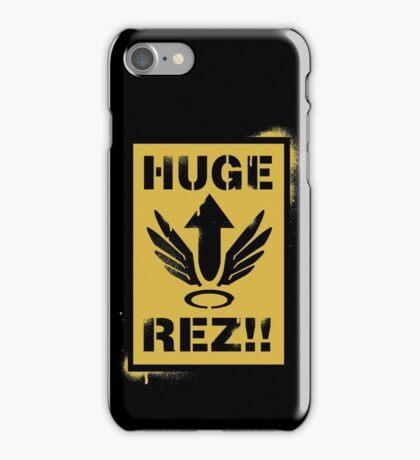 Huge Rez!! iPhone Case/Skin