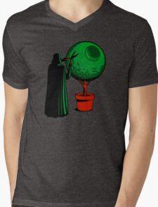 LORD VADER GARDENER Mens V-Neck T-Shirt
