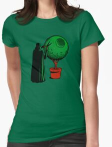 LORD VADER GARDENER Womens Fitted T-Shirt