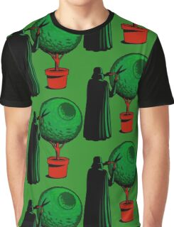 LORD VADER GARDENER Graphic T-Shirt
