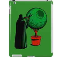 LORD VADER GARDENER iPad Case/Skin