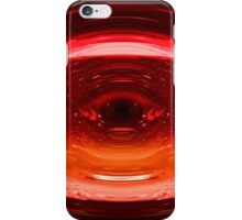 A Splash of Red iPhone Case/Skin