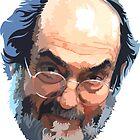 Stanley Kubrick Head by joshuasmith