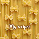 My Recipes - Pasta by garigots