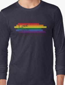 Love Wins, Orlando Pulse Attack T-shirt Long Sleeve T-Shirt