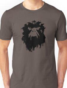 12 Monkeys - Terry Gilliam - Wall Drawing Black Unisex T-Shirt