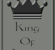 King of Kings Sticker