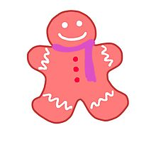 gingerbread woman Photographic Print