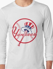 the yankees Long Sleeve T-Shirt
