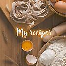 My Recipes - Pasta 02 by garigots