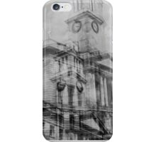 Guildhall Abstraction iPhone Case/Skin