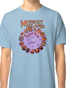 MONKEY ISLAND - DISC PASSWORD Classic T-Shirt