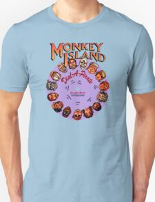 MONKEY ISLAND - DISC PASSWORD Unisex T-Shirt