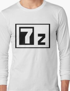7-Zip Long Sleeve T-Shirt