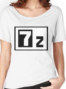 7-Zip Women's Relaxed Fit T-Shirt