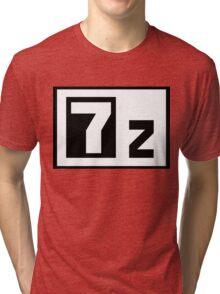 7-Zip Tri-blend T-Shirt